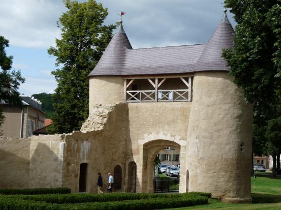 Le château des Evêques de Metz