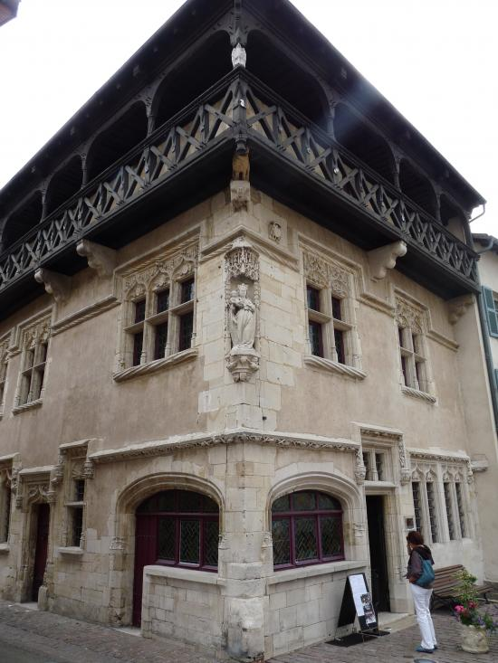 Hôtel de la Monnaie (1456)
