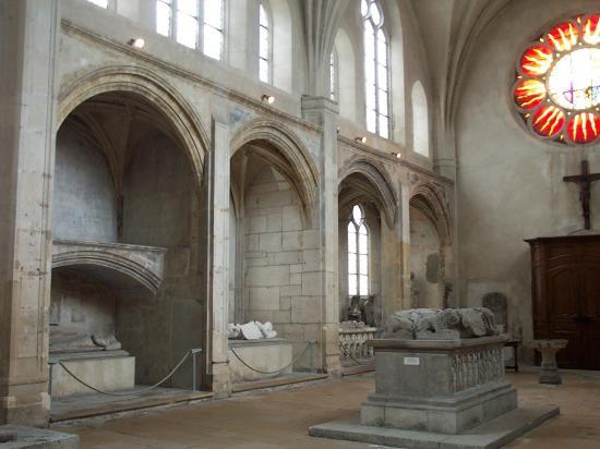 Intérieur de la chapelle des Cordeliers
