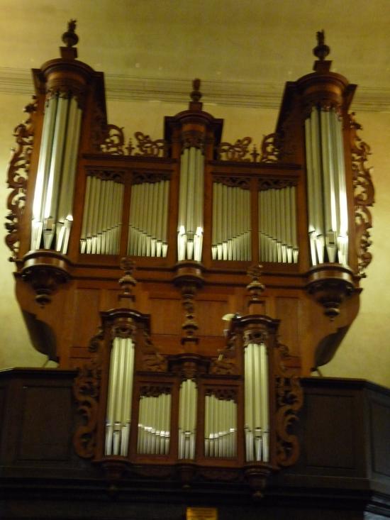 Orgue de l'église Saint-Marien