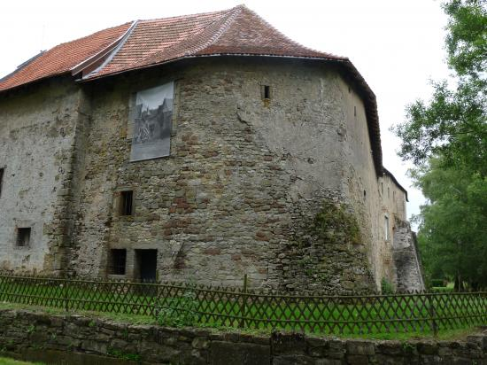 Le château de Freistroff