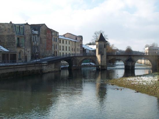Pont sur l'Ornain