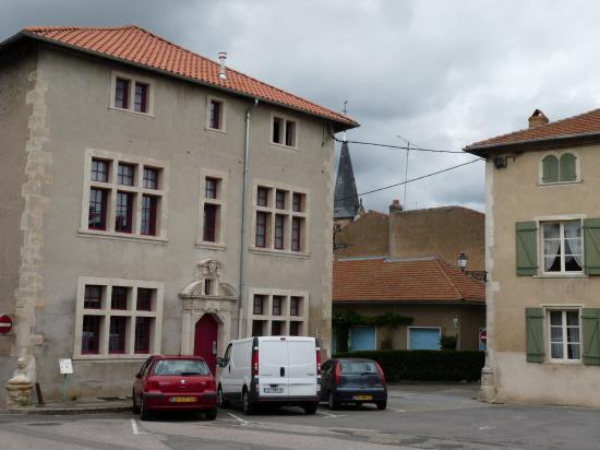 Maison du XVIIème siècle