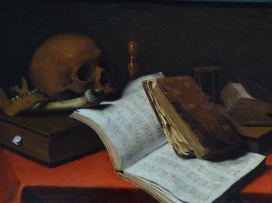 Vanité du XVIIème siècle