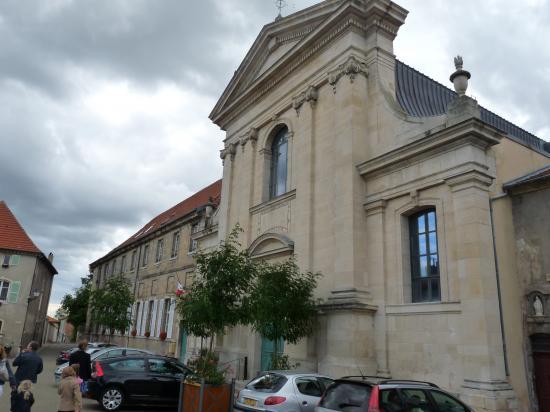 Eglise et couvent des Carmes