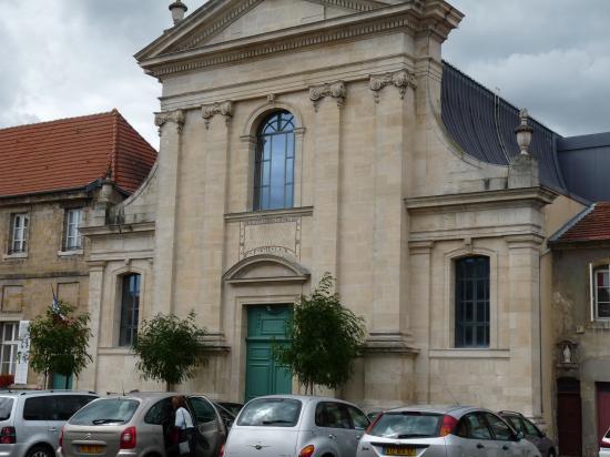 Eglise et ancien couvent des Carmes (XVIIème siècle)