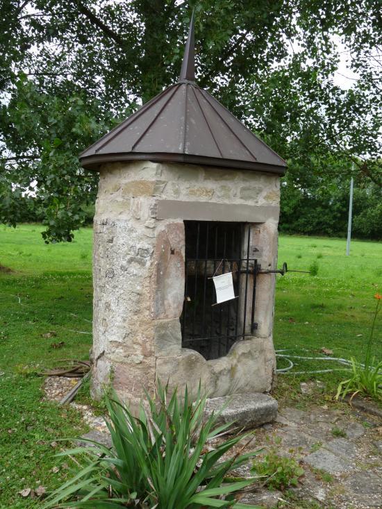 Le puits du château