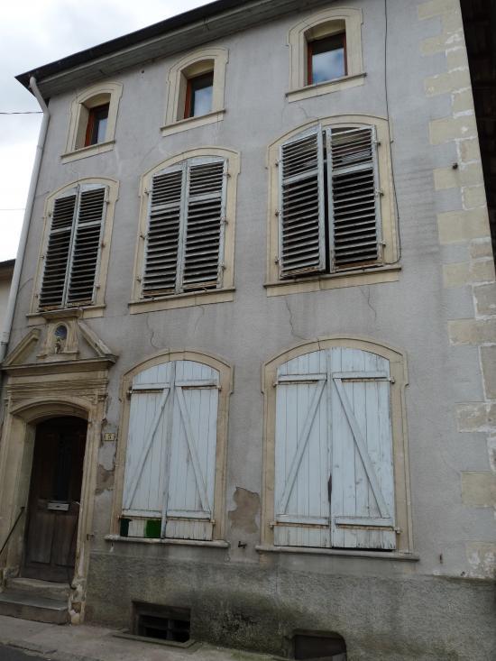 Maison présumée natale de Georges de La Tour