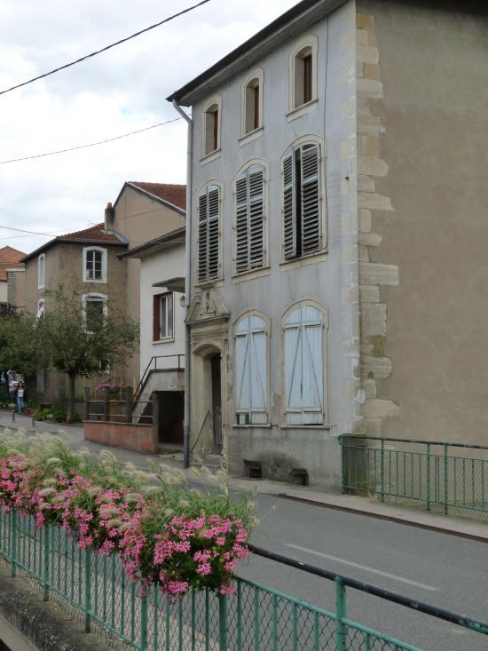 La maison natale présumée de Georges de La Tour