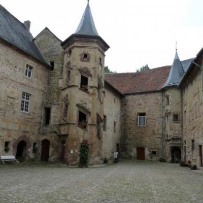 Château Saint-Sixte de Freistroff
