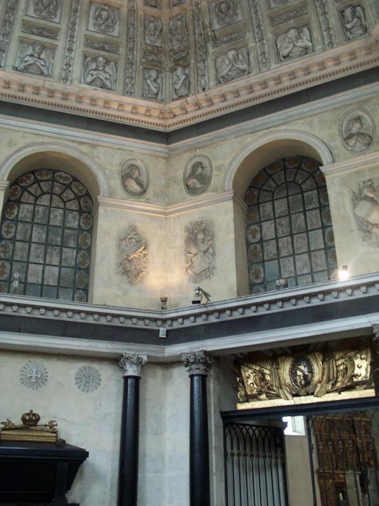 Salle funéraire ducale