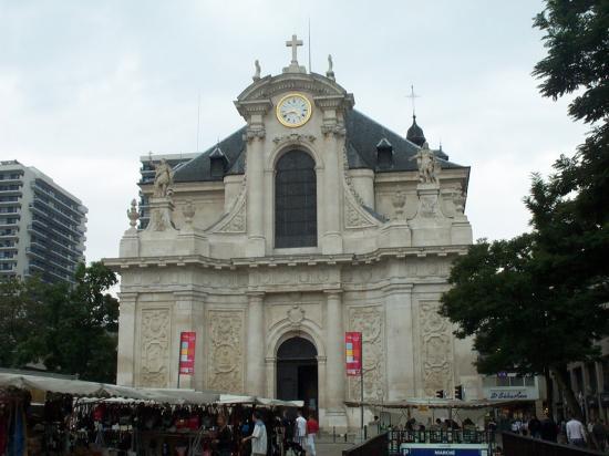 Eglise Saint-Sébastien