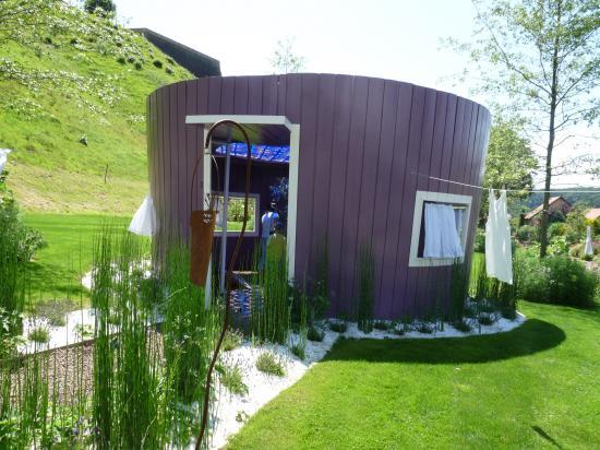 La cabane des grillons