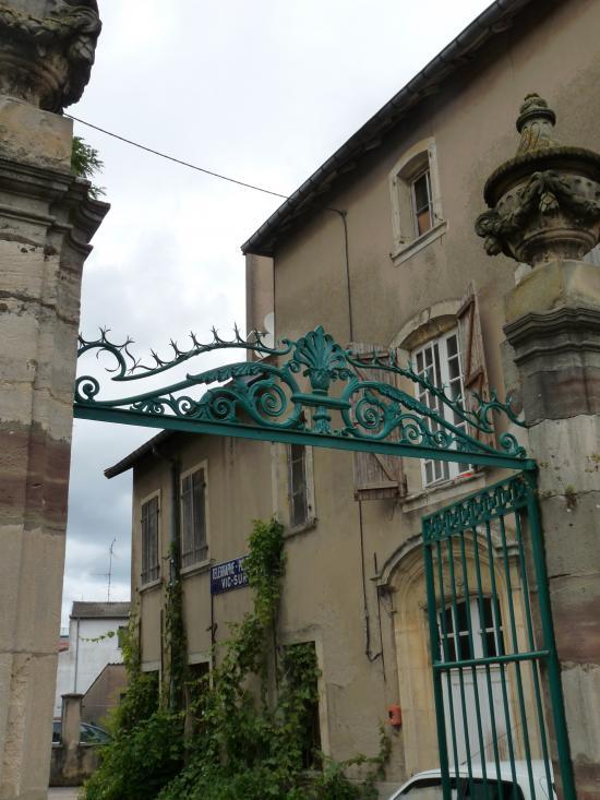 Maison bourgeoise du XVIIème siècle