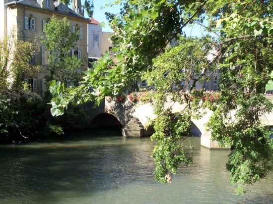 Metz, le quartier des isles