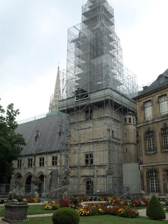 La tour du Palais ducal
