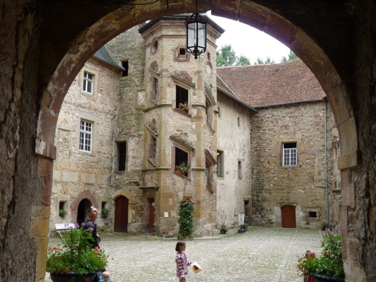 Chateau freistroff 1
